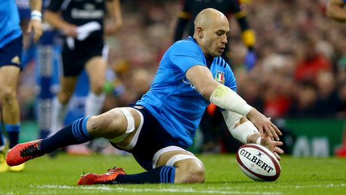 Parisse left out of O'Shea's first Italy squad