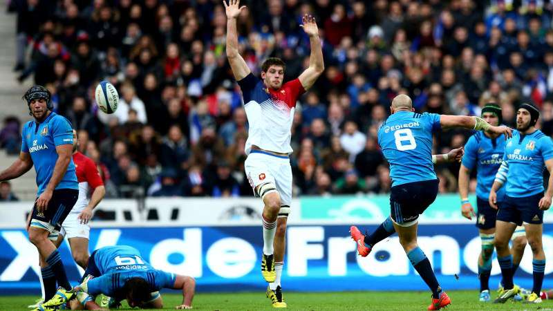 Parisse accepts responsibility for Italy defeat