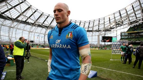 Parisse raring for playing return