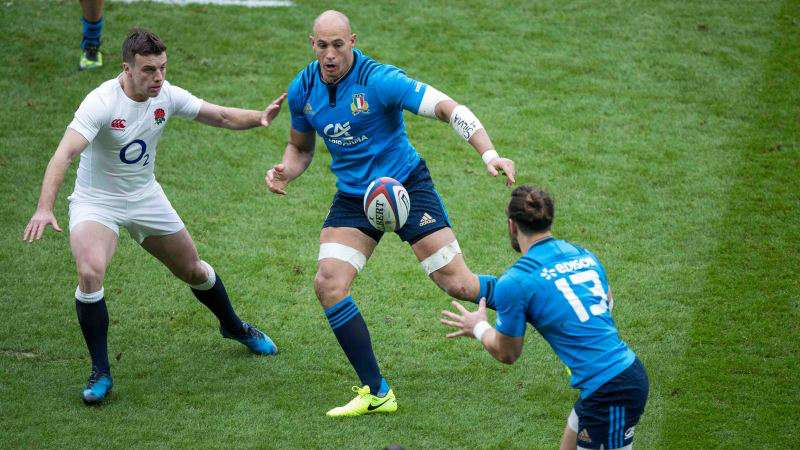 Parisse backs O'Shea project for Italy