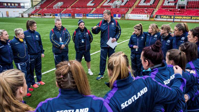 Scotland Women squad named for Six Nations