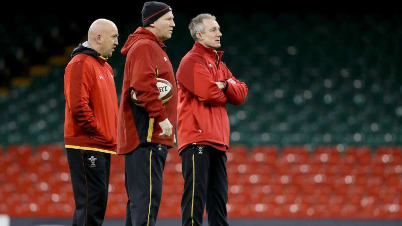 Evans hopes he's impressed Wales' coaching staff