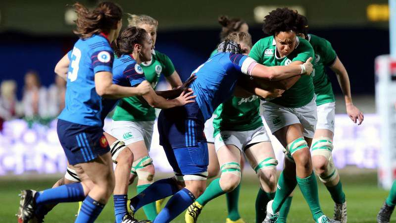 France Women too strong for defending champions Ireland