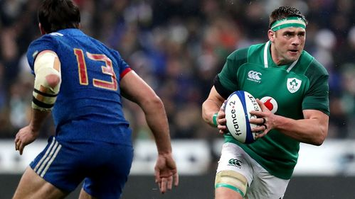 Stander: Ireland yet to hit Grand Slam heights