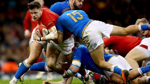 North at the double as Wales overcome Italy