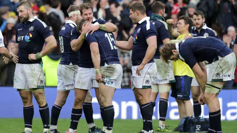 Tom Smith expects strong Scotland contingent in Lions squad