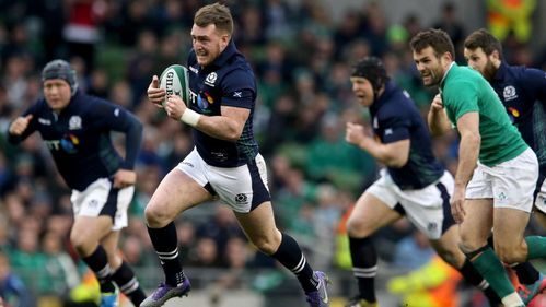 Six of the Best: Stuart Hogg's 2016 Championship Highlights