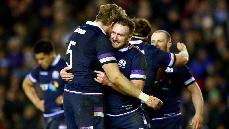 Stuart Hogg, Jonny Gray, Scotland, autumn, 2019, Six Nations, rugby, Jamie Ritchie, Sam Skinner,