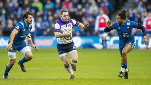 NatWest 6 Nations Fantasy Rugby Panel - Round Three: The backs