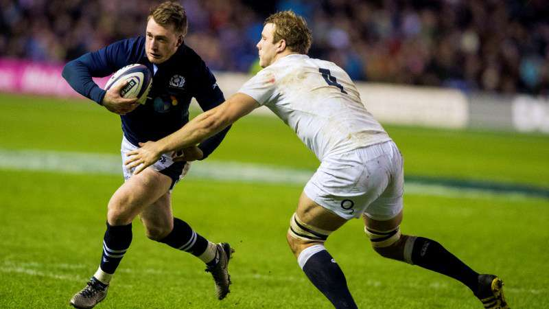 Hogg and Scotland left to rue missed opportunities