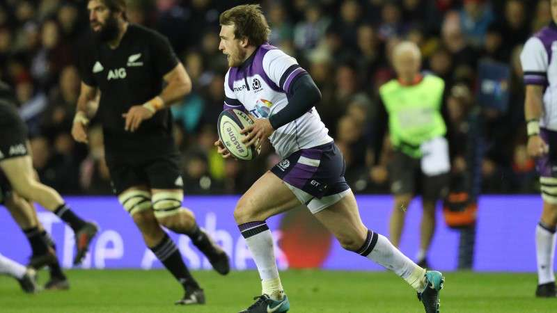 Jackson Column: Scots show the way in All Black battle