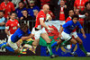 Highlights: Italy v Wales, March 14 2009