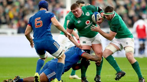 Positive injury news for Ireland trio