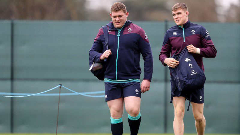 NatWest 6 Nations, Ireland, Rugby, 2018, Championship, Garry Ringrose, Tadhg Furlong, Rugby