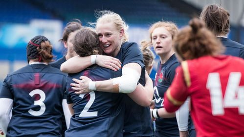 Tamara Taylor: England's 100 Cap second row charts a decade of change in women's rugby