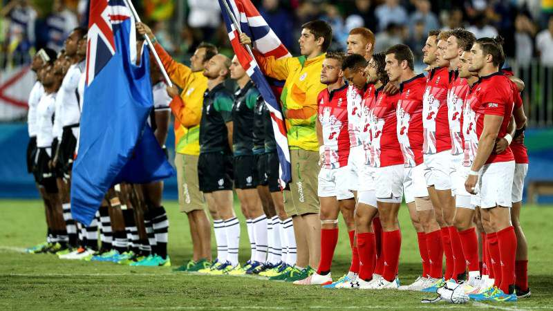Bennett thrilled by silver as Fiji prove too strong