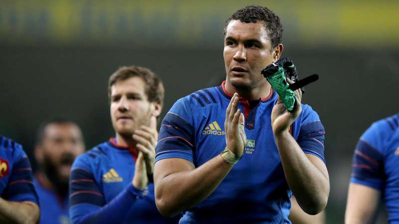 France legend Dusautoir to retire from rugby at the end of the season