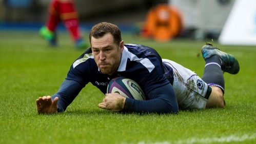 Visser and Scott in refreshed Scotland squad
