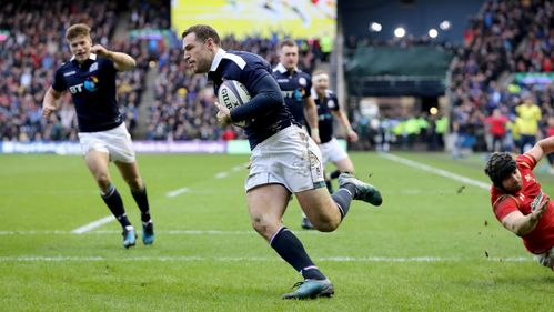 Scotland end decade of hurt with brilliant Welsh win