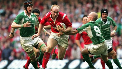 My Championship: Tom Shanklin looks back on 2005 Grand Slam