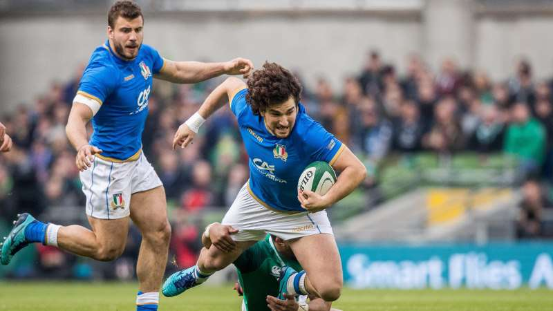 Five things we learned from Italy's team announcement