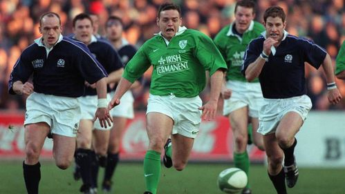 Ireland take on Scotland in 2000 - Where are they now?