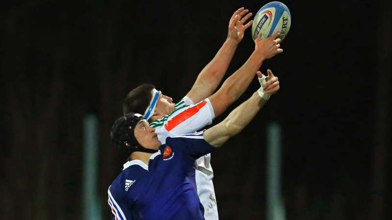 YOUNG GUN FEATURE - France Under-20s' Tristan Labouteley
