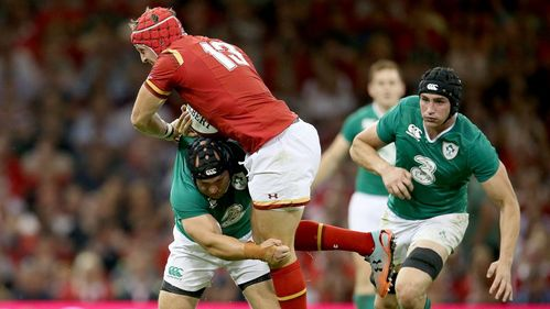 Tyler Morgan welcomes return to form ahead of Wales summer tour