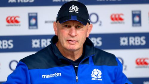 Vern Cotter set to name Scotland side for final game