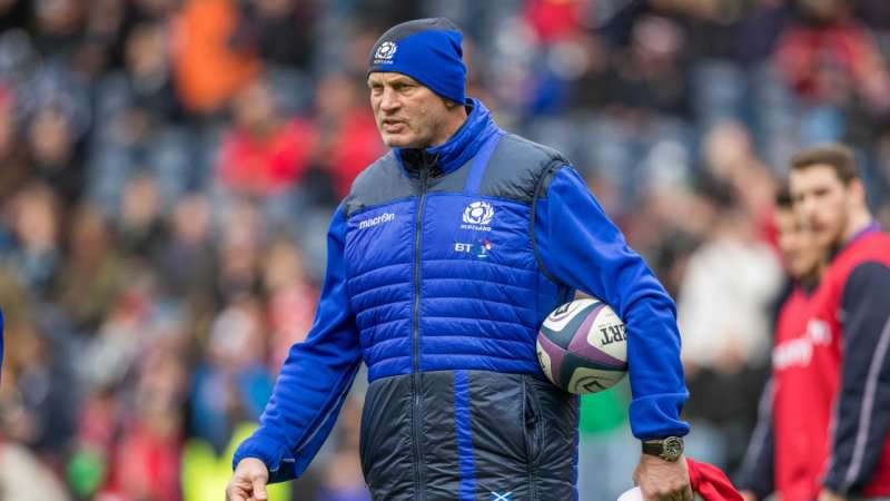 Peter Jackson: Scotland try to emulate the class of '83