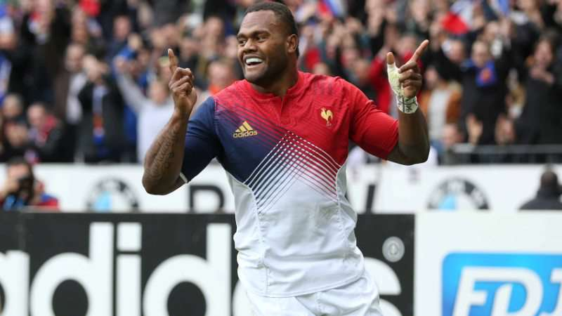 Vakatawa impresses on his France debut