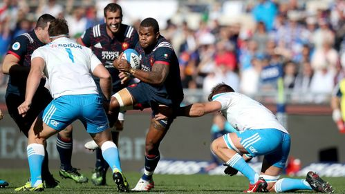 France find scoring form to ease past Italy