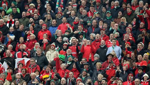 Phillips: Wales fans can make the difference in RBS 6 Nations