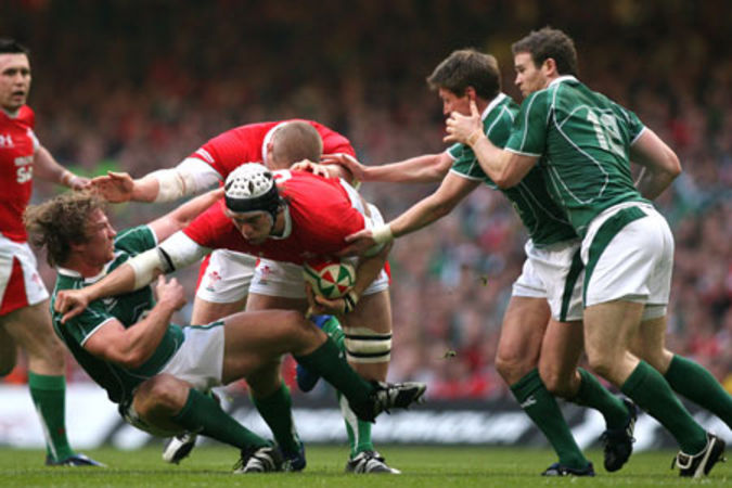 Wales v Ireland, RBS 6 Nations