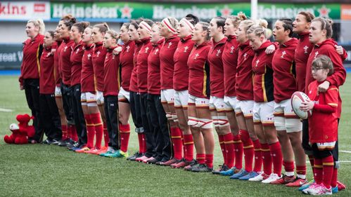 Ten uncapped players in Wales Women squad