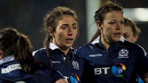 McCormack helps Scotland to Autumn International victory