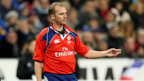 Refereeing appointments for Guinness Six Nations 2019 announced