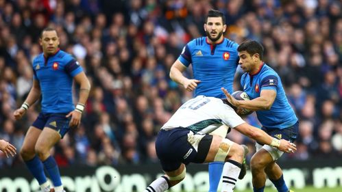 Fofana back in France squad for New Zealand tour
