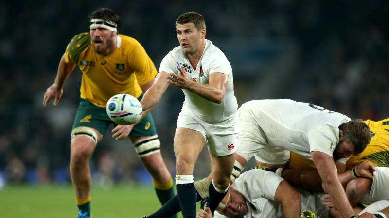 Wigglesworth recalled to England squad for game with Barbarians