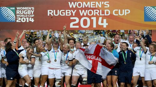 Purdy 'confident' England can defend World Cup crown