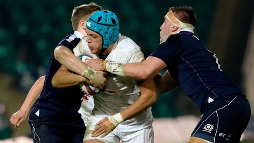England Under-20s beat Scotland to secure Under-20s Six Nations title