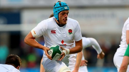 England book Under-20s final showdown with New Zealand