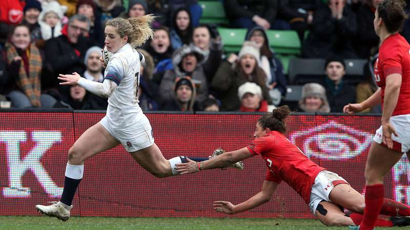 Three to watch: England Women rev up for November