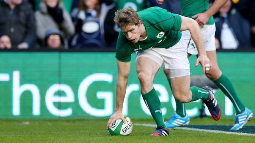 Trimble admits he's playing catch-up with Ireland