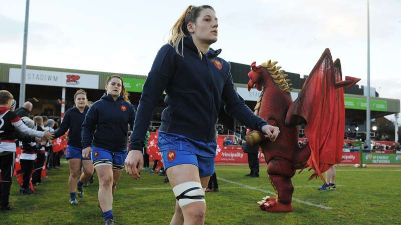 Women's Six Nations aces face off in domestic rugby