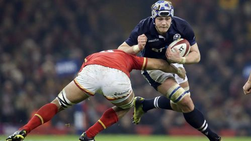 Denton's move to Worcester fuelled by Scotland ambitions
