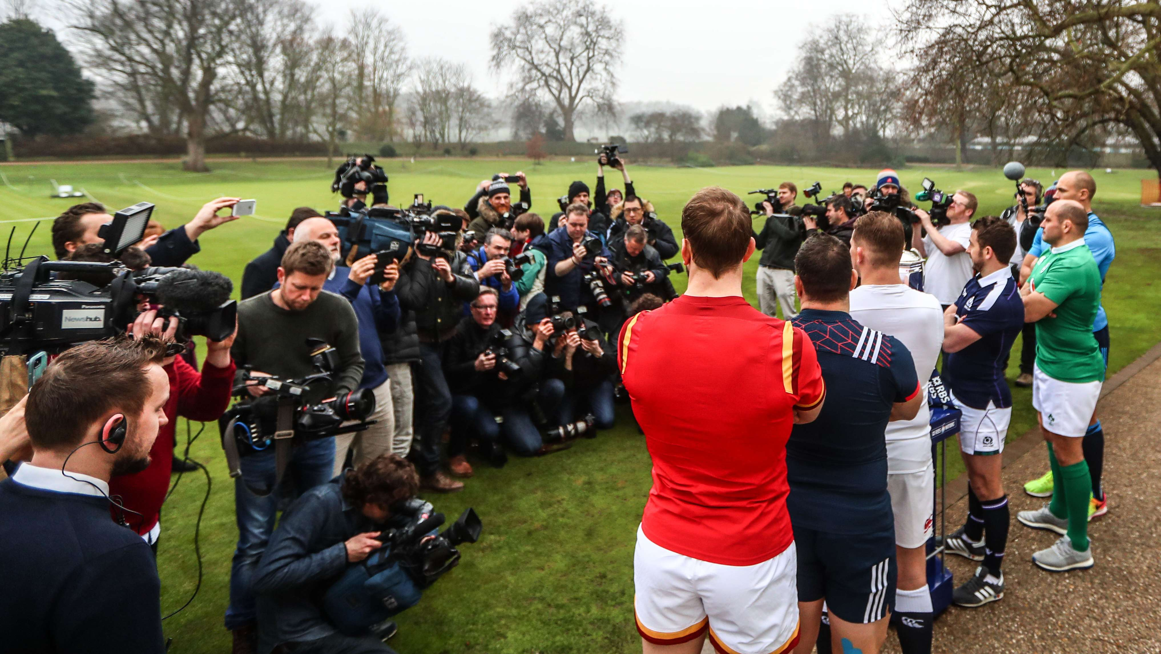 Live Stream Details: The Launch of NatWest 6 Nations 2018