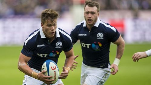Scotland yet to reach full potential, says Jones