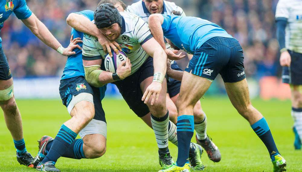 'Townsend is just as demanding as old coach Cotter,' says Scotland prop Fagerson