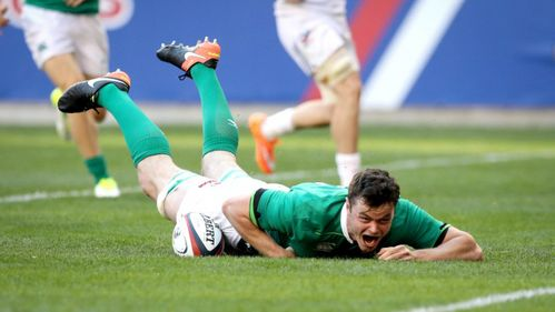 Ireland's US win receives a 'pass mark' from boss Schmidt